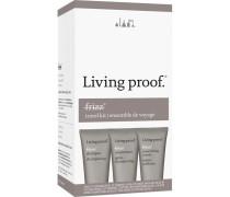 Haarpflege No Frizz Travel Kit Shampoo 60 ml + Conditioner 60 ml + Nourishing Cream 60 ml