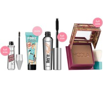 Loves Make-up Set BYOB: Bring your own Beauty They're Real! Mascara 8;5 g + Gimme Brow Nr. 03 Light Medium 3;0 Hoola matter Bronzing-Puder 8;0 The POREfessional Primer 7;5