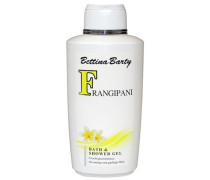 Pflege Frangipani Bath & Shower Gel