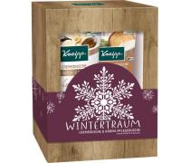 Pflege Duschpflege Geschenkset Wintertraum Aroma-Pflegedusche Eingekuschelt 200 ml + Cremedusche Winterpflege 200 ml