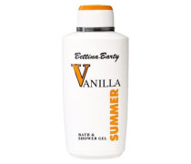Summer Vanilla Bath & Shower Gel