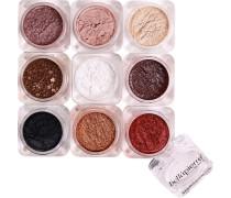 Make-up Augen 9 Stack Shimmer Powder Bella