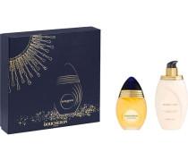 Damendüfte Pour Femme Geschenkset Eau de Parfum Spray 100 ml + Body Lotion 200 ml