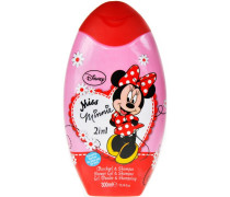 Pflege Mickey Minnie 2 in 1 Duschgel + Shampoo