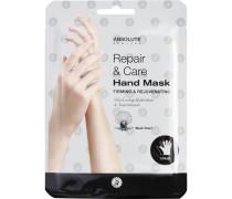 Pflege Körperpflege Repair & Care Hand Mask Black Pearl 1 Paar