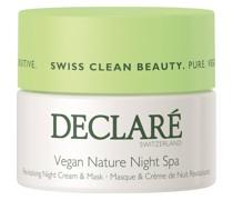 Pflege Vegan Nature Night Spa