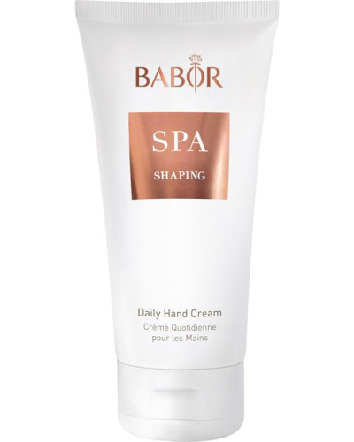 Körperpflege SPA Shaping Daily Hand Cream