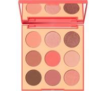 Make-up Augen Pretty in Peach Eyeshadow Palette