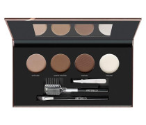 Kollektionen Let's Talk About Brows Most Wanted Brows Palette Nr. 4 Medium/Dark