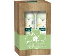 Pflege Duschpflege Geschenkset Blütenzart Schaum-Dusche Blütenzart 200 ml + Schaum-Pflegelotion Blütenzart 200 ml