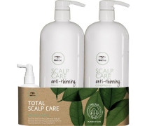 Aktionsartikel Sets Save Big On Trio Set Scalp Care Shampoo 1000 ml + Scalp Care Conditioner 1000 ml + Scalp Care Tonic 100 ml
