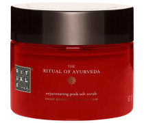 The Ritual Of Ayurveda Rejuvenating Pink Salt Scrub