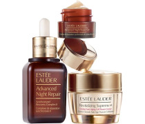 Gesichtspflege Advanced Night Repair Set ANR 30 ml + Supreme+ Creme15 ml + ANR Gel Eye Creme 5 ml