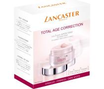 Pflege Total Age Correction Geschenkset Day Cream SPF 15 15 ml + Night Cream 3 ml + Retinol-in-Oil 3 ml + Express Cleanser 30 ml