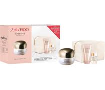 Gesichtspflege Benefiance NutriPerfect Geschenkset Day Cream SPF 15 50 ml + Extra Creamy Cleansing Foam 50 ml + Pro-Fortifying Softener 7 ml + Eye Serum 2 ml + Täschchen