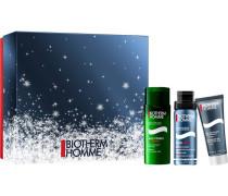 Geschenksets Für Ihn Geschenkset Foamshaver 50 ml + Cleansing Gel 40 ml + Age Fitness Advanced 50 ml