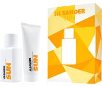 Damendüfte Sun Geschenkset Eau de Toilette Spray 75 ml + Hair & Body Shampoo 75 ml