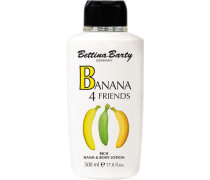 Pflege 4 Friends Banana Rich Hand & Body Lotion