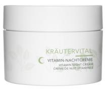 Pflege Kräutervital Vitamin Nachtcreme