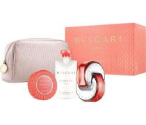 Damendüfte Omnia Coral Geschenkset Eau de Toilette Spray 65 ml + Body Lotion 75 ml + Scented Soap 75 g + Pouch