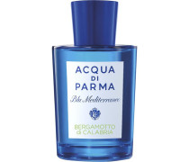 Unisexdüfte Bergamotto di Calabria Blu MediterraneoEau de Toilette Spray