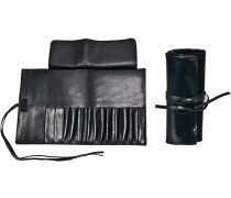 Make-up Accessoires Pinseltasche - leer Medium