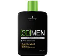 Haarpflege 3D Men Antischuppen Shampoo