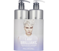 Haarpflege Blonde I am Brilliant Save On Duo Set Forever Blonde Shampoo 710 ml + Forever Blonde Conditioner 710 ml