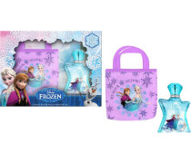 Pflege Die Eiskönigin Geschenkset Eau de Toilette Spray Sister Queens 50 ml + Tasche