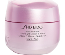 Feuchtigkeitspflege White Lucent Overnight Cream & Mask