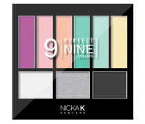 Make-up Augen Perfect Nine Colors
