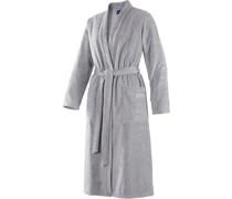 Damen Kimono Silber Größe 32/34; Länge 120 cm