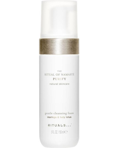 Rituale The Ritual Of Namasté Purify Gentle Cleansing Foam