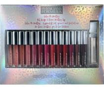 Make-up Lippen Geschenkset Velvet Liquid Lipstick 13 x 2;3 ml + Transformer 6;9