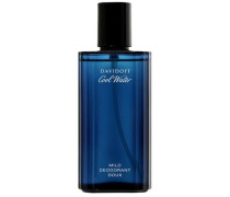 Herrendüfte Cool Water Deodorant Spray Extreme mild