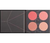 Make-up Teint Spectrum Blush Palette Coral