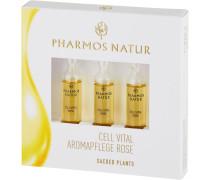 Gesichtspflege Pflegeöle Cell Vital Aromapflege Rose Ampullenset