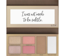 Make-up Teint The Shape x Glow Face Palette