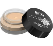 Make-up Gesicht Natural Mousse Make-up Nr. 01 Ivory