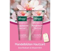 Pflege Duschpflege Geschenkset Mandelblüten Hautzart Duschbalsam Mandelblüten Hautzart 200 ml + Körpermilch Mandelblüten Hautzart 200 ml