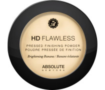 Make-up Teint HD Flawless Pressed Finishing Powder AFP02 Brightening Banana