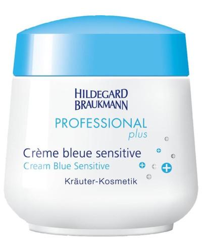 Pflege Professional Plus Creme Bleu Sensitiv