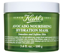 Gesichtsmasken Avocado Nourishing Hydration Mask