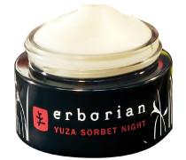 Pflege Gesichtspflege Yuza Sorbet NightMoisturizer