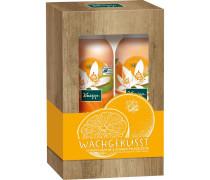 Pflege Duschpflege Geschenkset Wachgeküsst Schaum-Dusche Wachgeküsst 200 ml + Schaum-Pflegelotion Wachgeküsst 200 ml