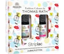 Make-up Striplac Thomas Rath Striplac Set Victoria's Brown 8 ml + Heidi's Pink 8 ml