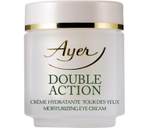 Pflege Double Action Augencreme