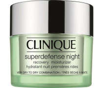 Feuchtigkeitspflege Superdefense Night Recovery Moisturizer Hauttyp 1/2