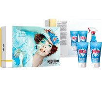 Damendüfte Fresh Couture Geschenkset Eau de Toilette Spray 30 ml + Body Lotion 50 ml + Shower Gel 50 ml