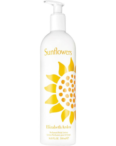 Sunflowers Body Lotion Limited Edition